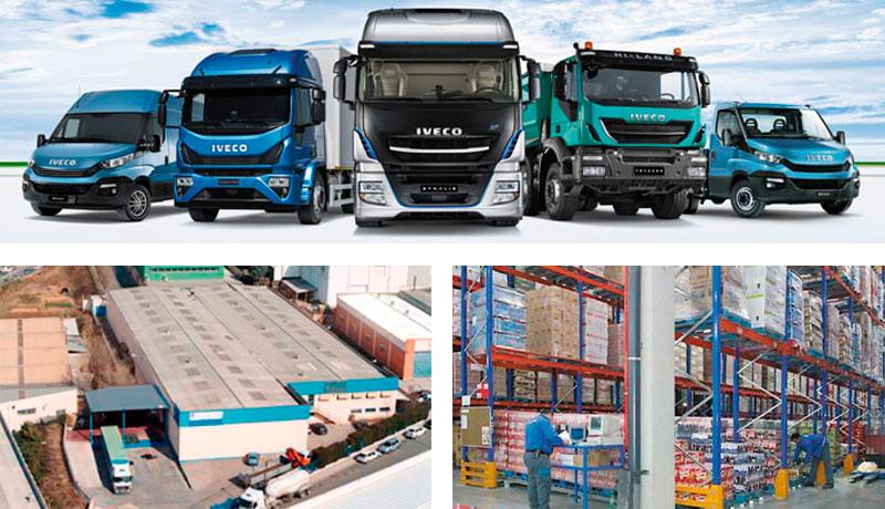 flota e instalaciones ot logistic