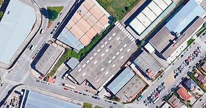 imagen aerea Otlogistic